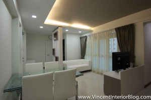 Punggol 4 Room Hdb Renovation Part 9 Day 40 Project
