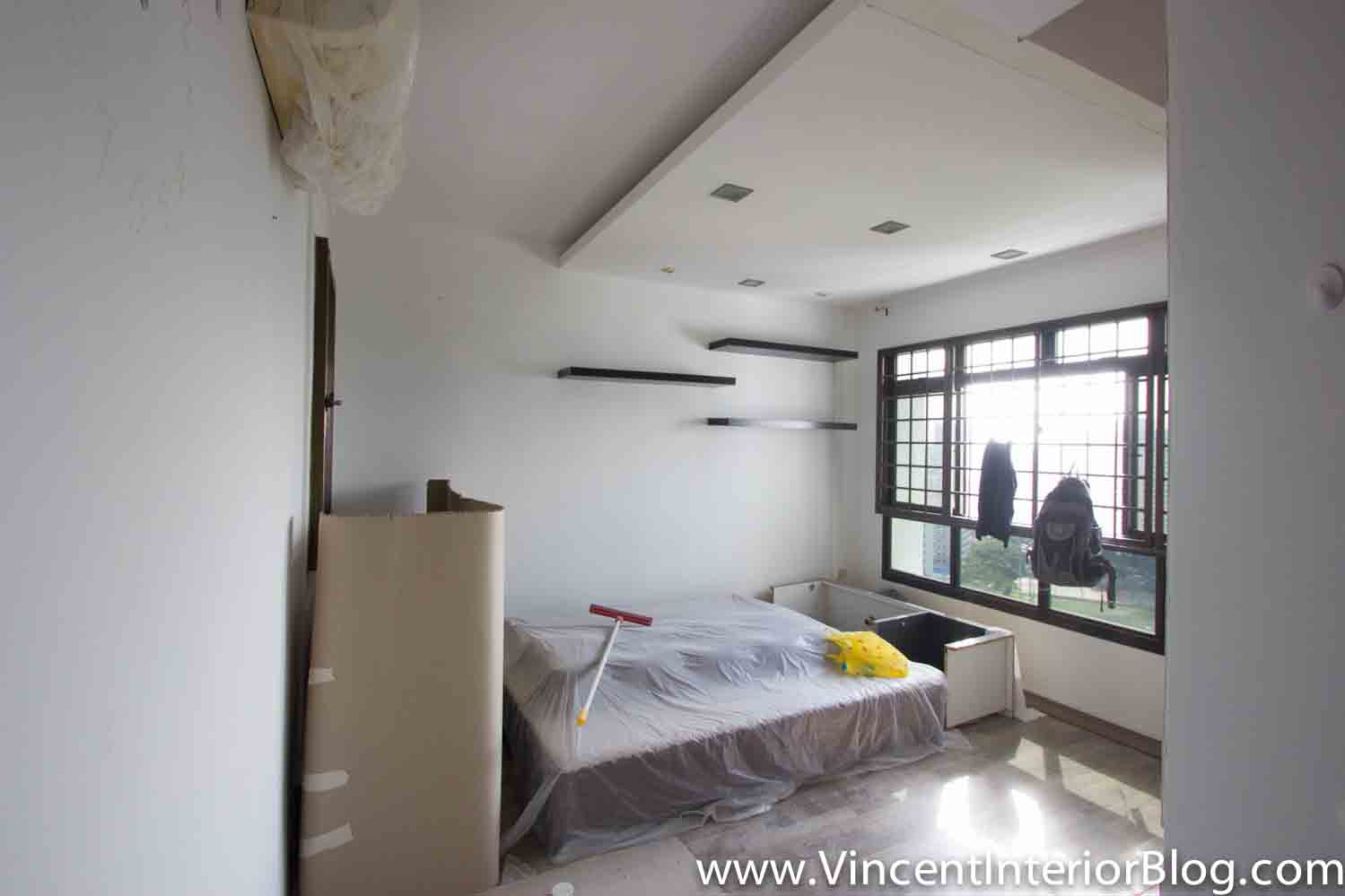 Sengkang hdb 4 room renovation ideas joy studio design for Bedroom ideas hdb