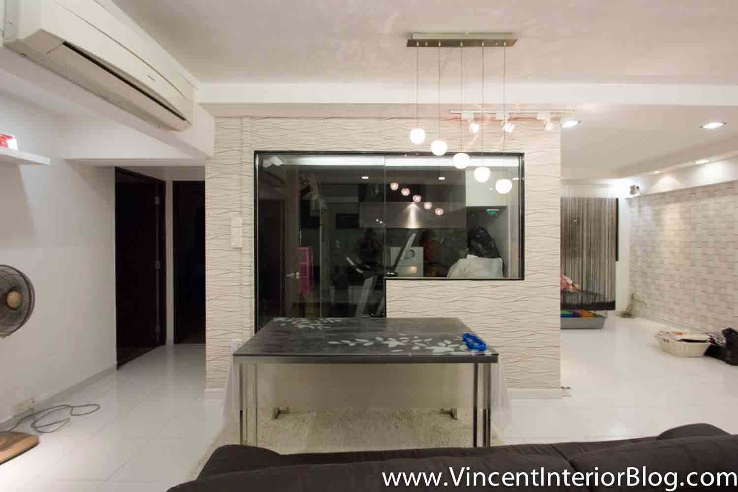 5 room hdb at jalan tenteram dining area 12 vincent for Interior design 5 room hdb
