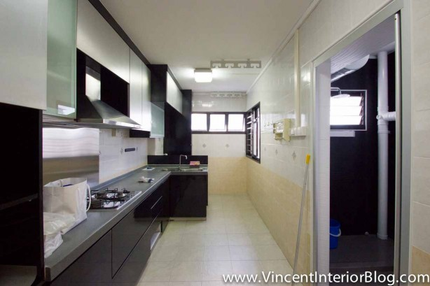 5 Room Hdb Renovation At Jalan Tenteram Part 7 Day 33