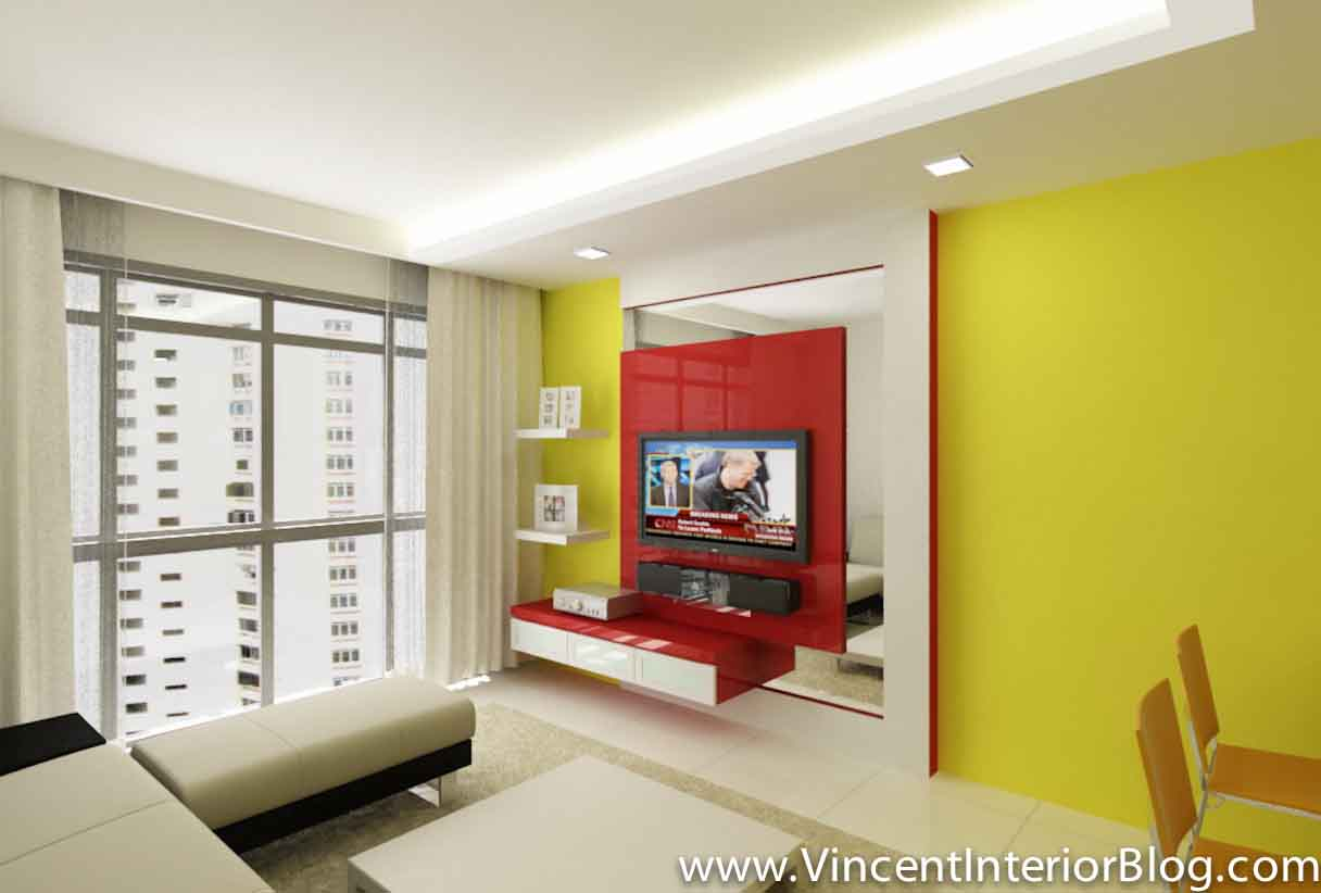 Punggol bto 4 room hdb renovation by interior designer ben ng part 1 vincent interior blog vincent interior blog
