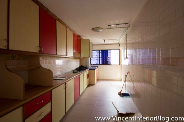 Yishun 5 Room Hdb Renovation By Interior Designer Ben Ng Part 1 Pre Renovation Vincent