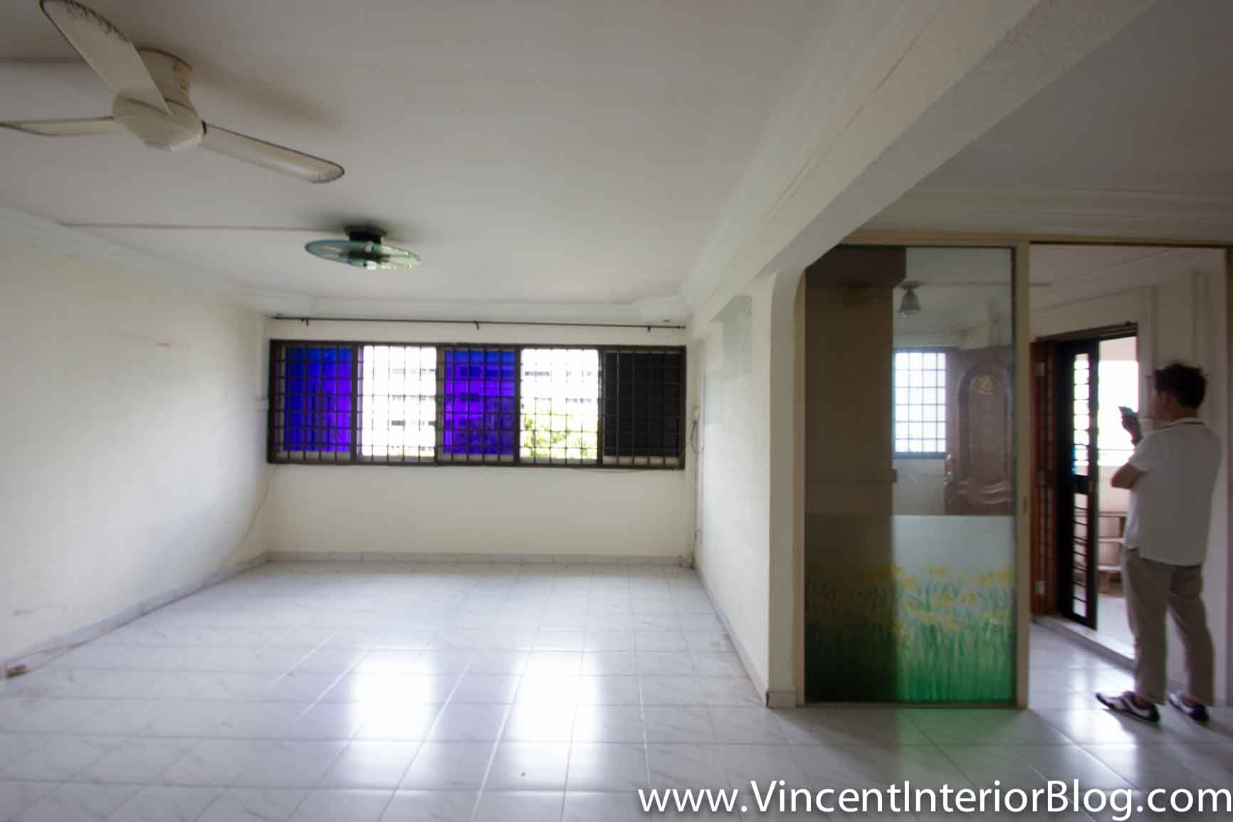 5 room hdb yishun living room 9 vincent interior blog for Room 9 design