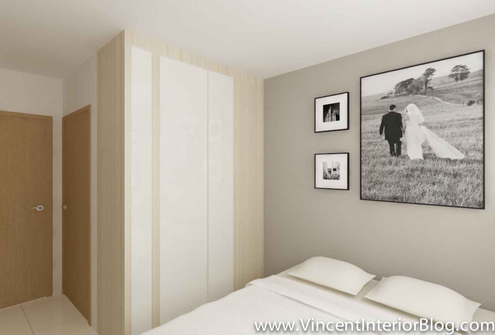 3 room hdb sengkang master room vincent interior blog for 3 room bto design ideas