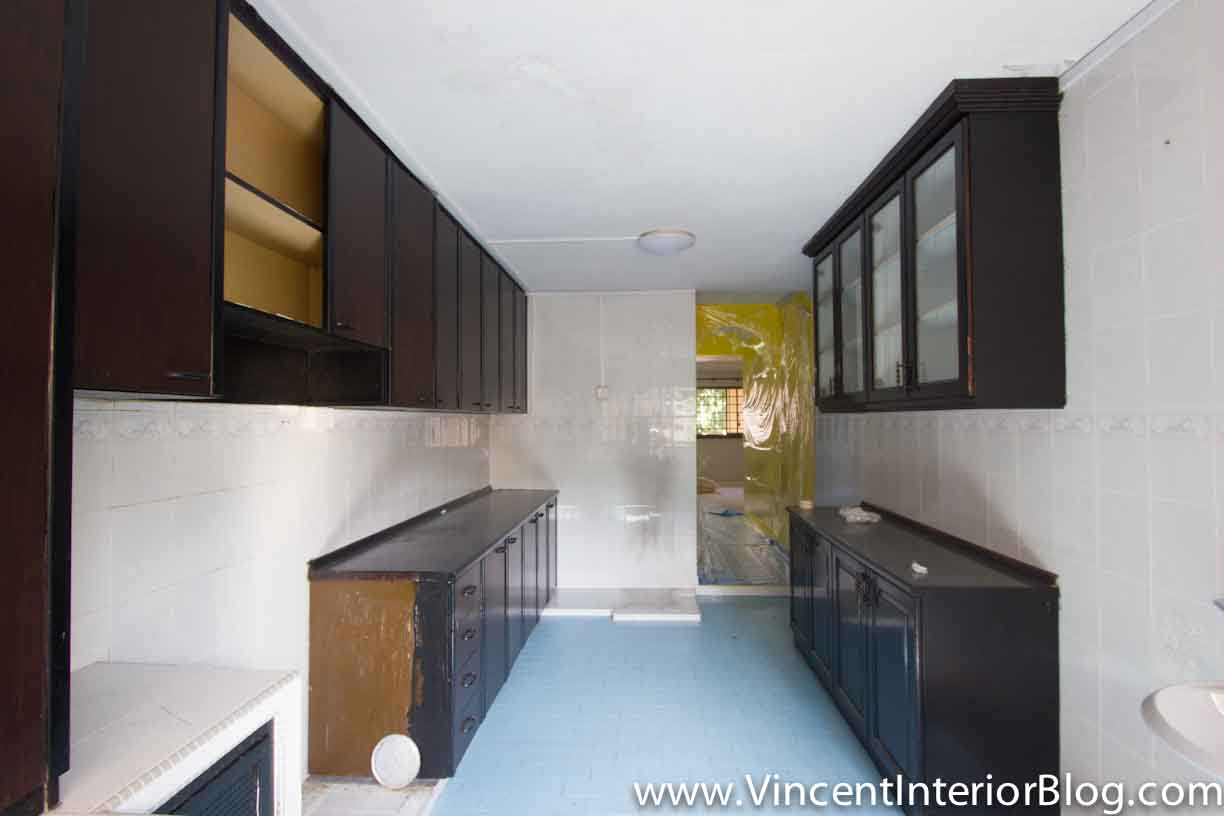 Resale 4 room hdb renovation kitchen toilet by behome for Kitchen reno design