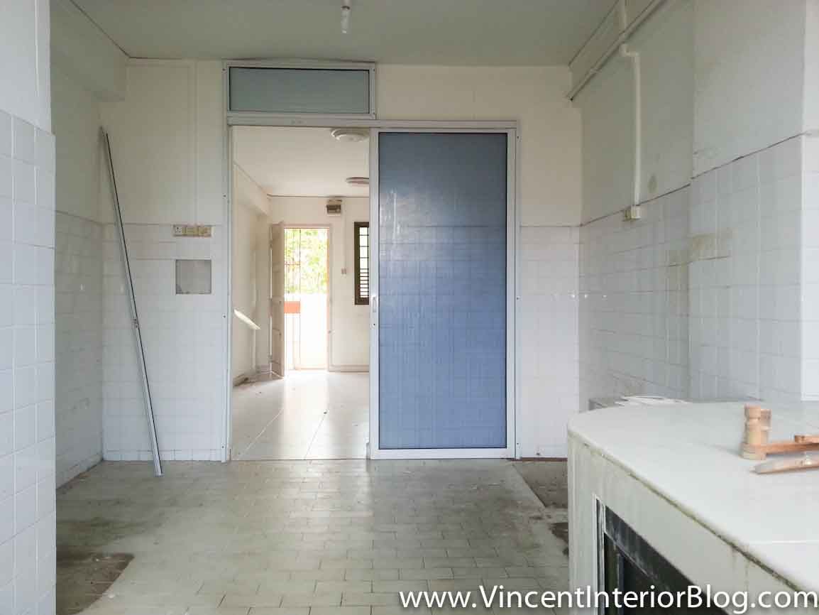 Resale 3 Room HDB Renovation (Kitchen U0026 Toilet) By PLUS Interior Designu2013  Part 1 U2013 Pre Renovation Part 45