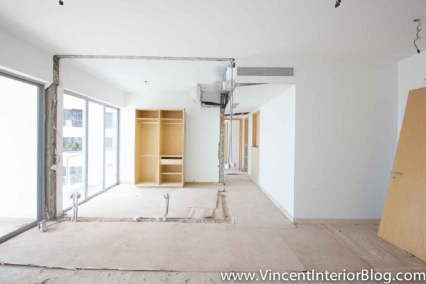 Parc Seabreeze Condominium Renovation The Design Practice Part 2-Living Room 5