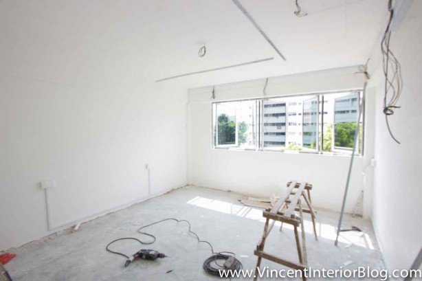 5 room HDB Yishun renovation Interior Design BEhome Design Concept-2nd Common Room 12