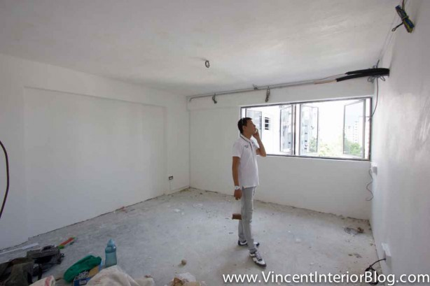 5 room HDB Yishun renovation Interior Design BEhome Design Concept-First Common Room 10