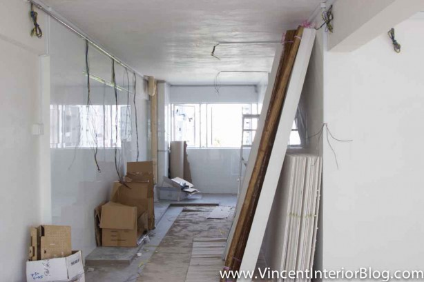 5 room HDB Yishun renovation Interior Design BEhome Design Concept-Kitchen 1