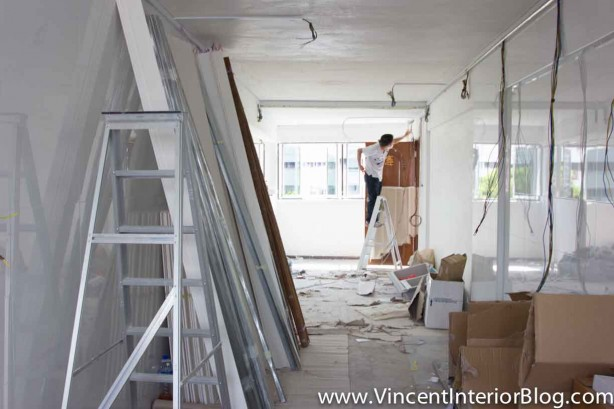 5 room HDB Yishun renovation Interior Design BEhome Design Concept-Kitchen 3
