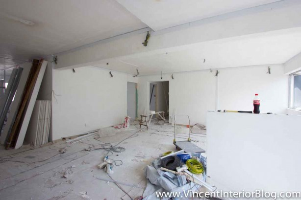 5 room HDB Yishun renovation Interior Design BEhome Design Concept-Living Room 6