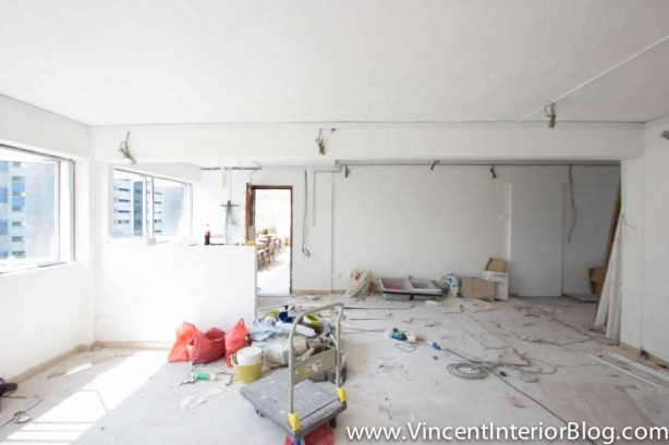 5 room HDB Yishun renovation Interior Design BEhome Design Concept-Living Room 8