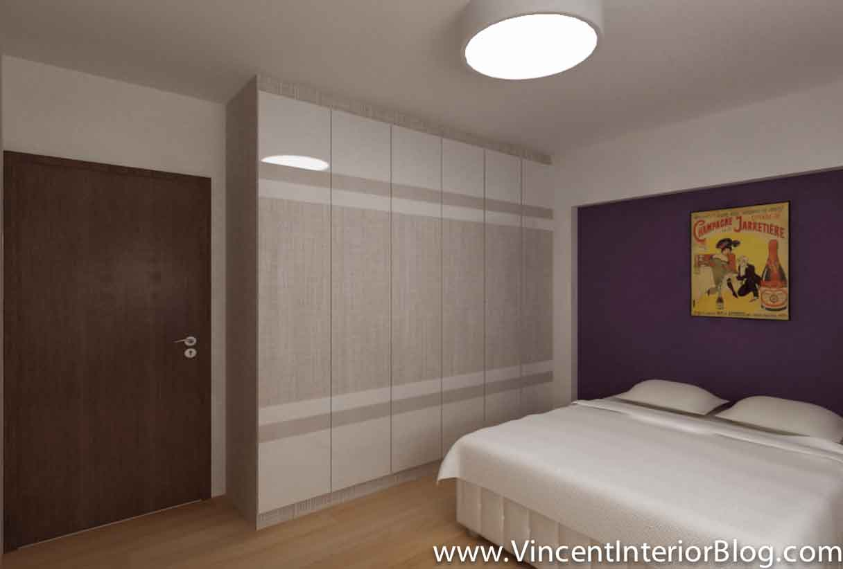 Yishun 5 room hdb renovation by interior designer ben ng Small bedroom renovation ideas
