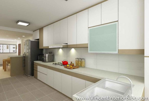 5 room HDB Yishun renovation Interior Design BEhome Design Concept-Perspective 20
