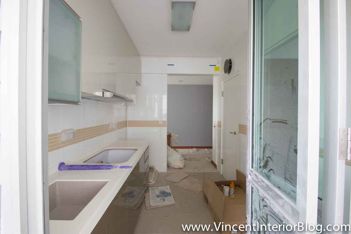 Bto 3 room hdb renovation by interior designer ben ng for 4 room flat renovation design
