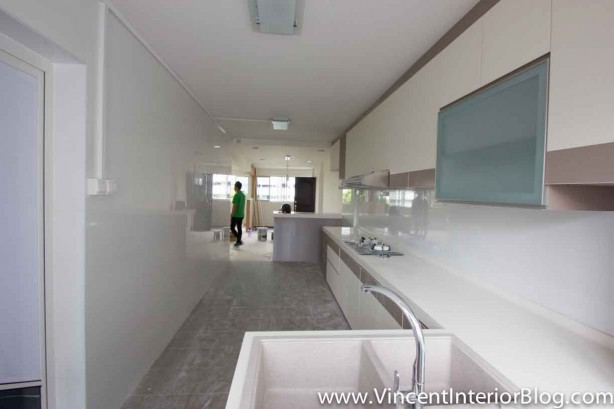Yishun 5 room HDB renovation BEhome Design concept -Kitchen 9