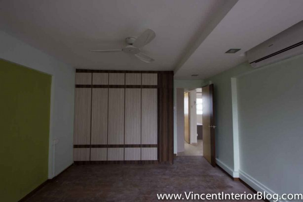 Yishun 5 room HDB renovation BEhome Design concept -Master Room 13