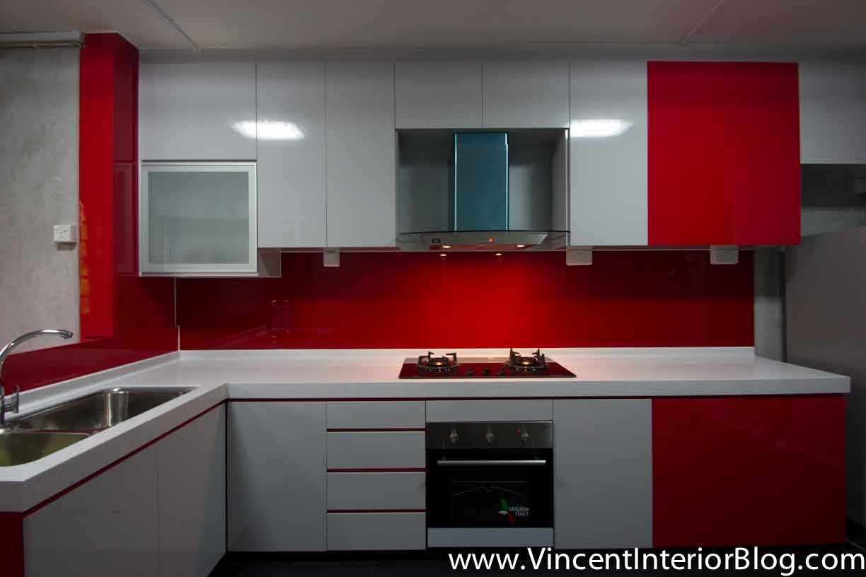 Resale 4 Room HDB Renovation (Kitchen U0026 Toilet) By BEhome Design Concept U2013  Part 2  Project Completed