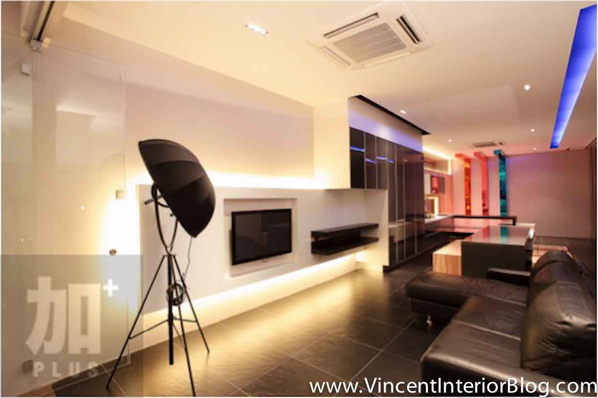 Singapore Interior Design Ideas Beautiful living rooms Vincent