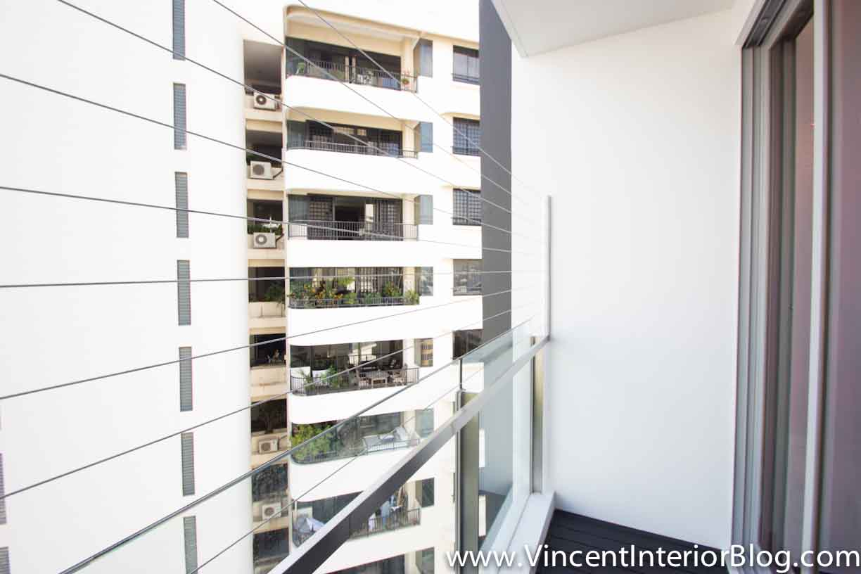Singapore condominium parc seabreeze renovation by raymond for Window design group reviews