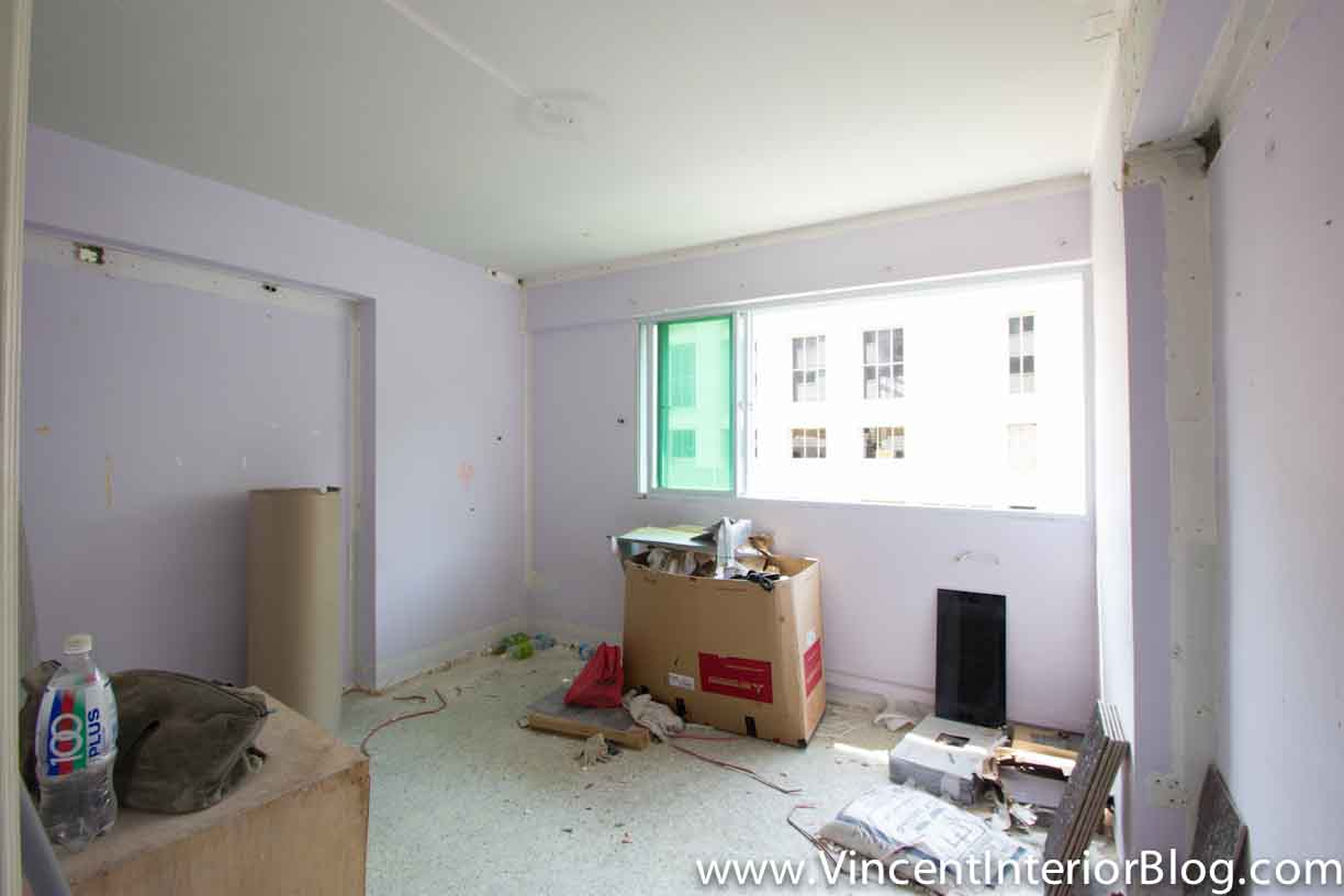 Sims drive 5 room hdb point block renovation project by for Apartment design concept