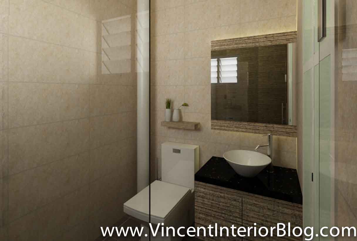 Sims drive 5 room hdb point block renovation project by for Small bathroom ideas hdb