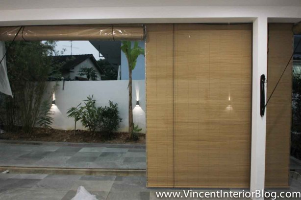 Curtains J&K Furnishing-Bamboo blinds 3