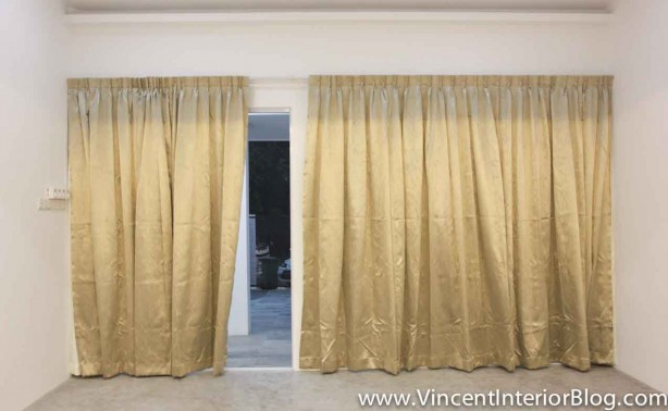 Curtains J&K Furnishing-Full length day and night curtain 2