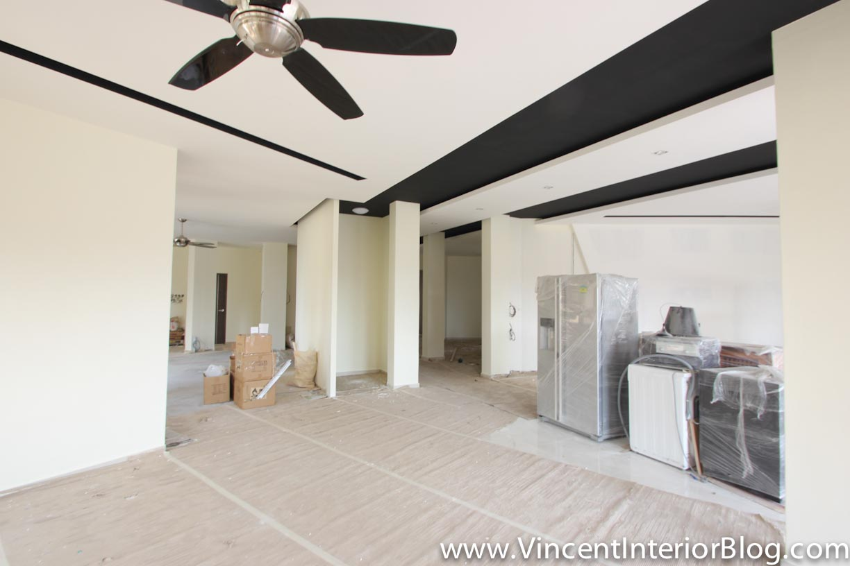 False ceiling archives vincent interior blog vincent for Condo ceiling design
