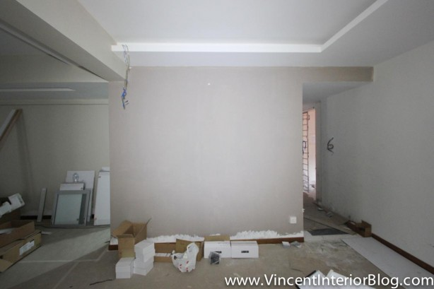 Sims Drive 5 room HDB point block renovation BEhome Design Concept -1
