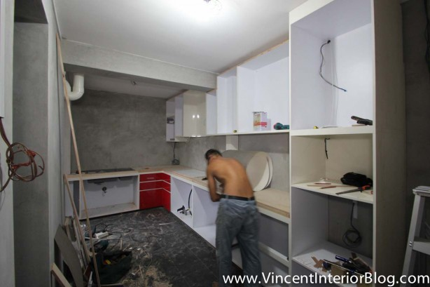 Sims Drive 5 room HDB point block renovation BEhome Design Concept -12