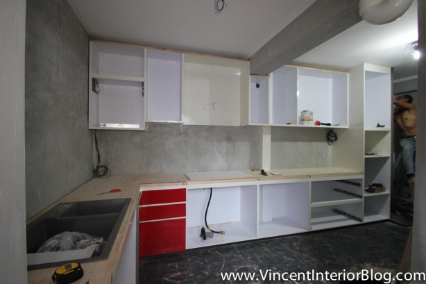 Sims Drive 5 room HDB point block renovation BEhome Design Concept -13