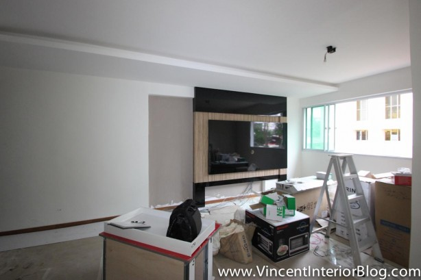 Sims Drive 5 Room Hdb Point Block Renovation Project By