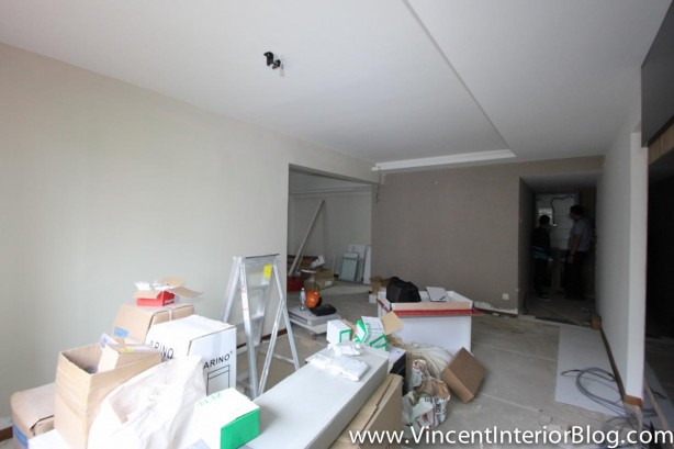 Sims Drive 5 room HDB point block renovation BEhome Design Concept -5