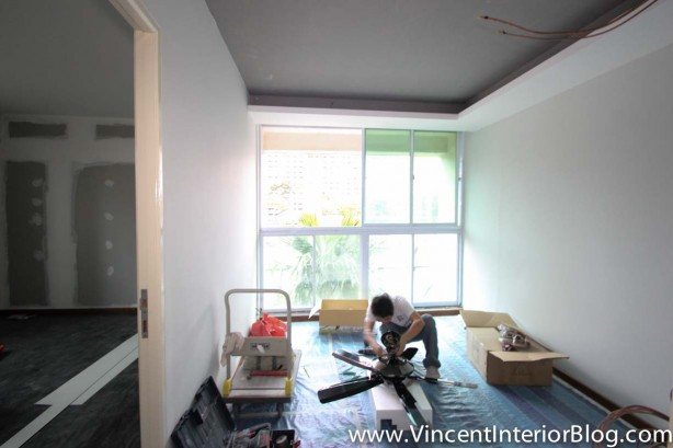 Sims Drive 5 room HDB point block renovation BEhome Design Concept -7