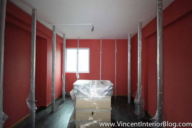 Sims Drive 5 room HDB point block renovation BEhome Design Concept -9