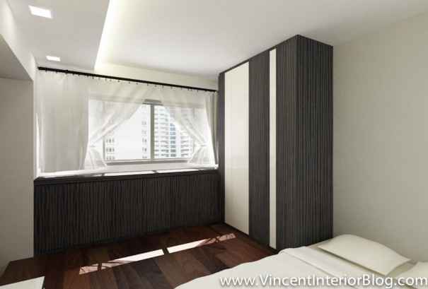BEhome Design concept 4 room HDB-MBR_wardrobe