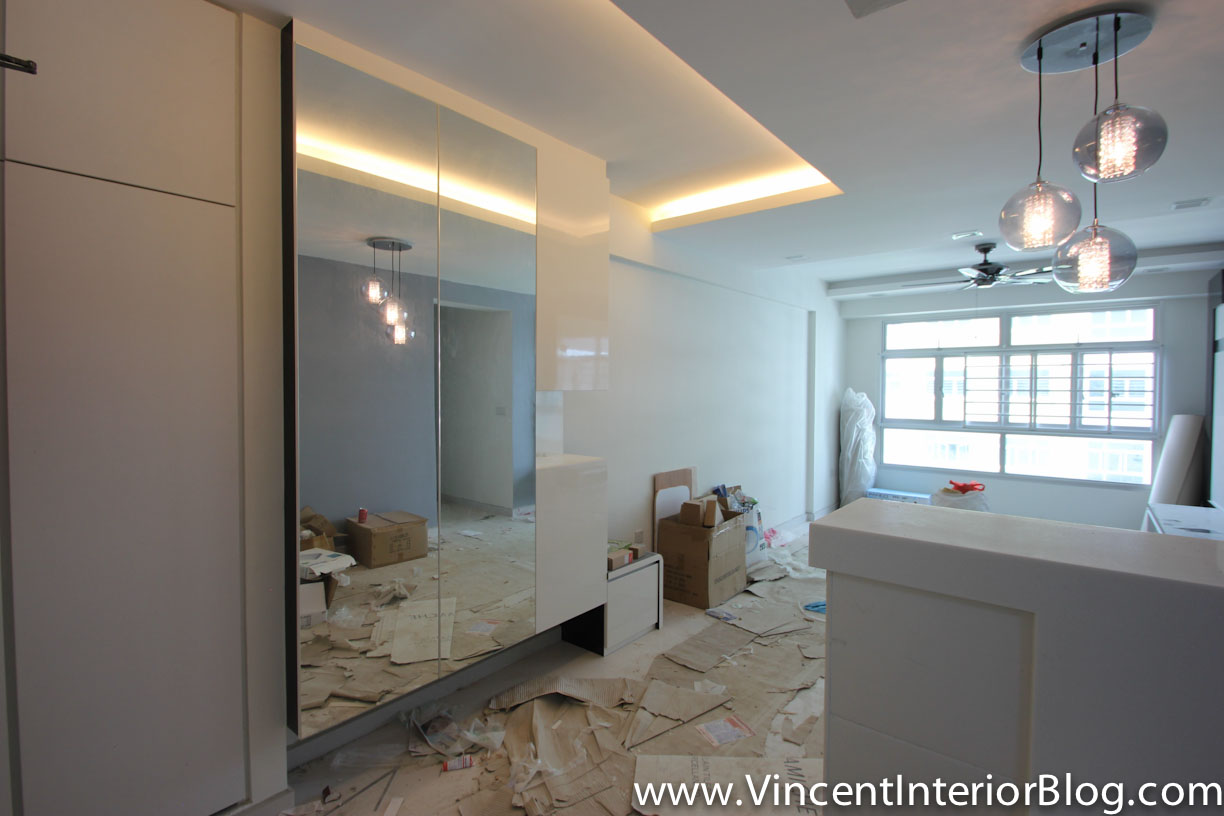 4 Room Hdb Renovation Project Yishun October 2013