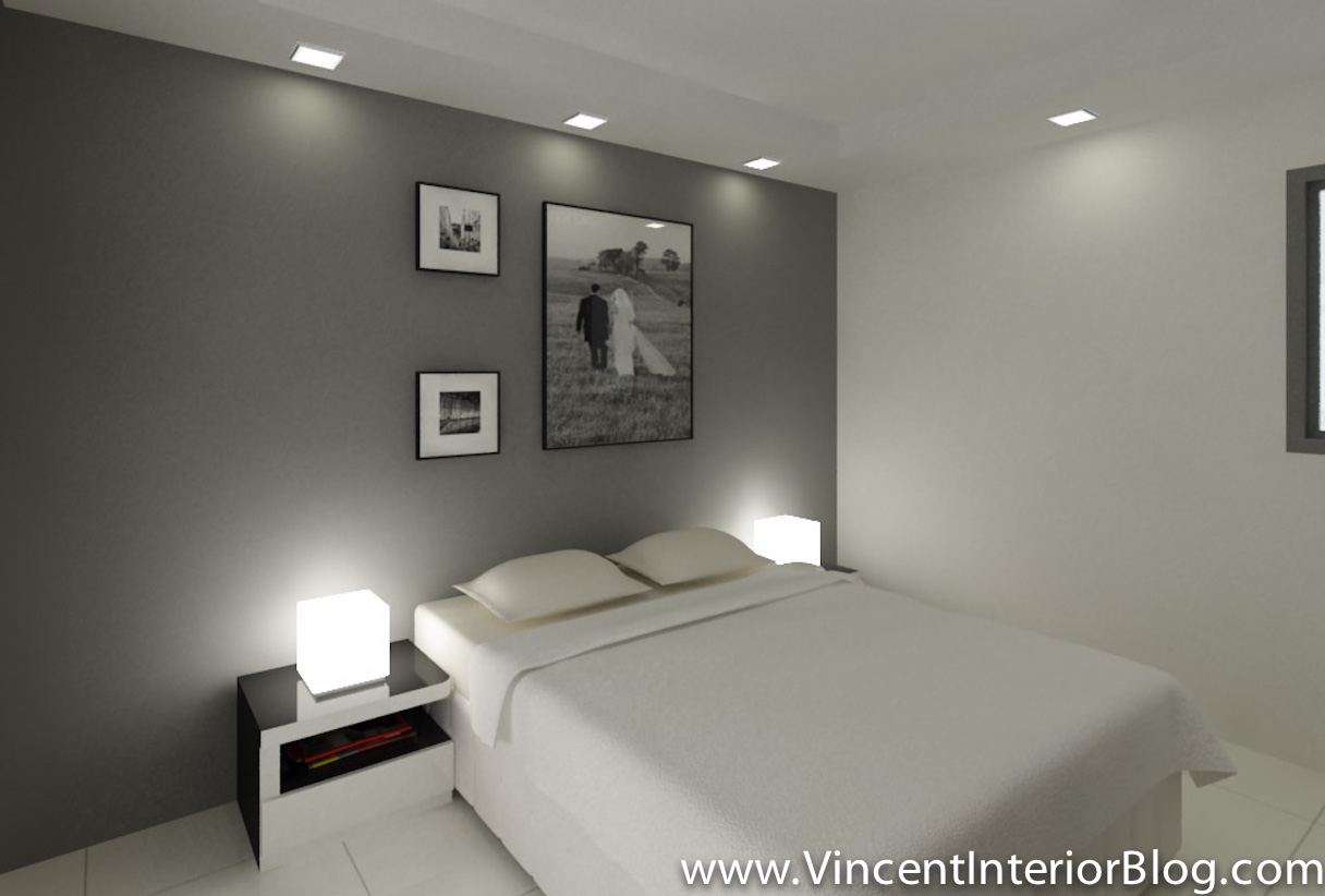 Master bedroom design for hdb hdb master bedroom design for Interior design 4 room
