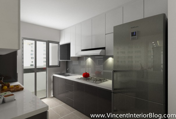 4 Room HDB Yishun Vincent Interior Blog BEhome-5