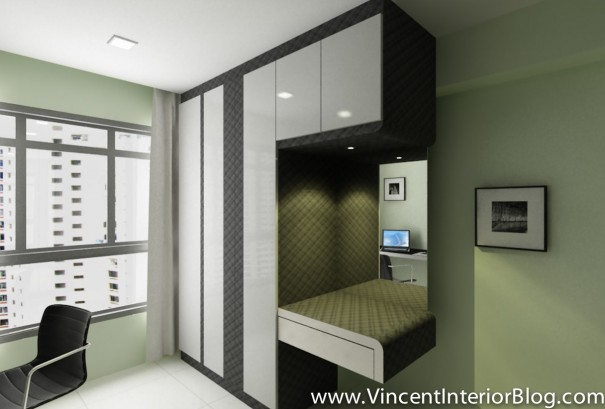 4 Room HDB Yishun Vincent Interior Blog BEhome-7