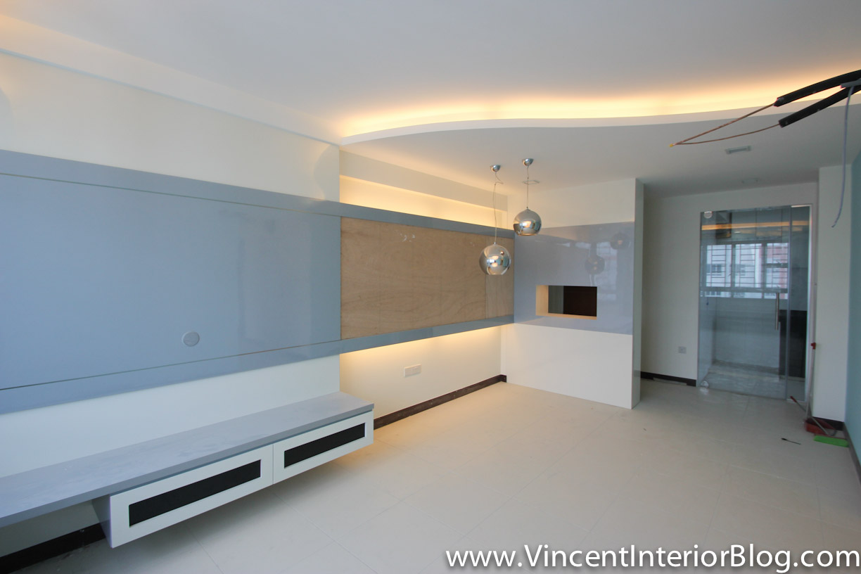 Buangkok Vale 4 room HDB renovation by BEhome Design Concept – Updates Vincent Interior Blog