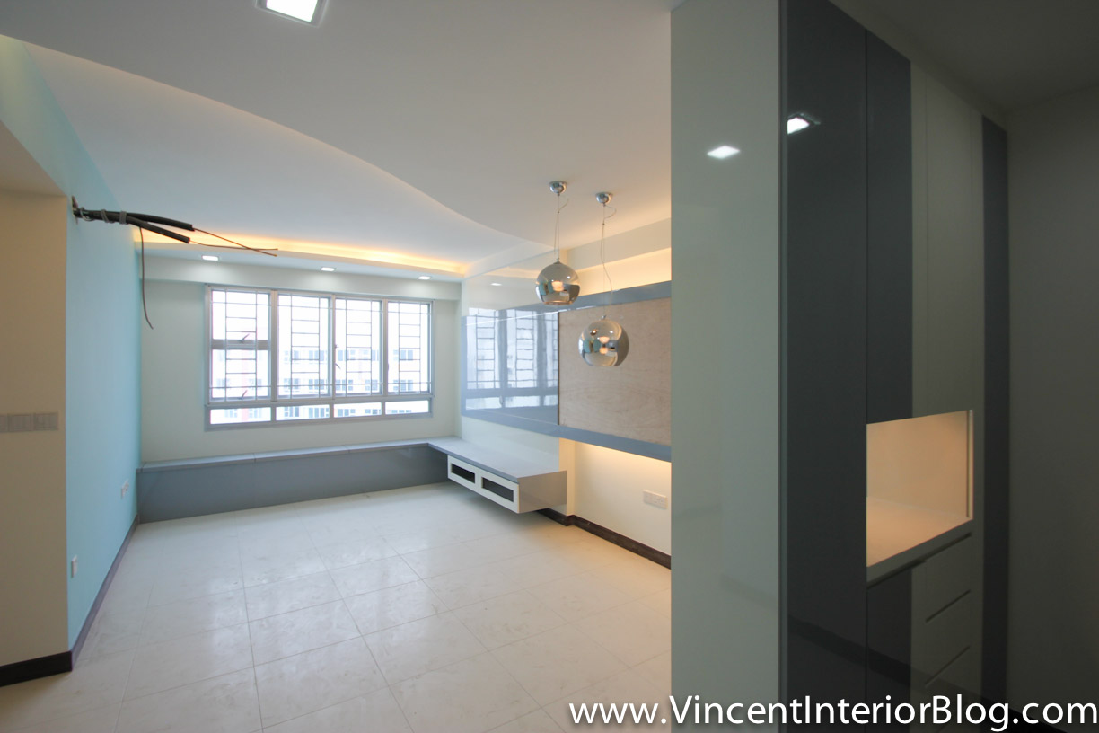 Buangkok vale 4 room hdb renovation by behome design for Interior design 4 room