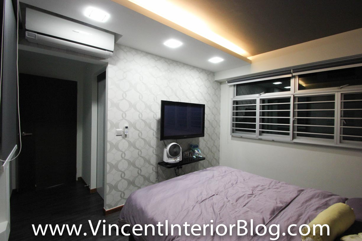 4 Room Hdb Renovation Project Yishun October 2013 Final Vincent Interior Blog Vincent