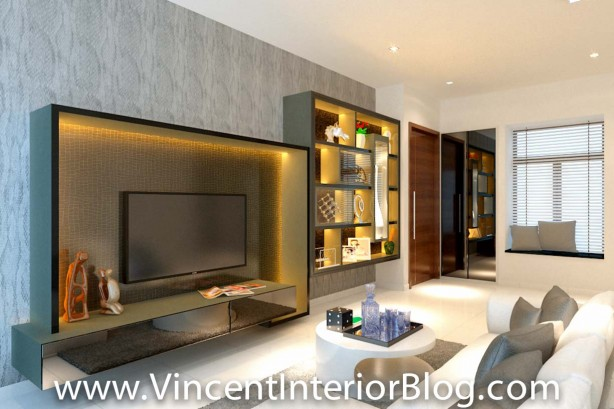 Varsity Park Condominium PLUS Interior Design-Perspective 1