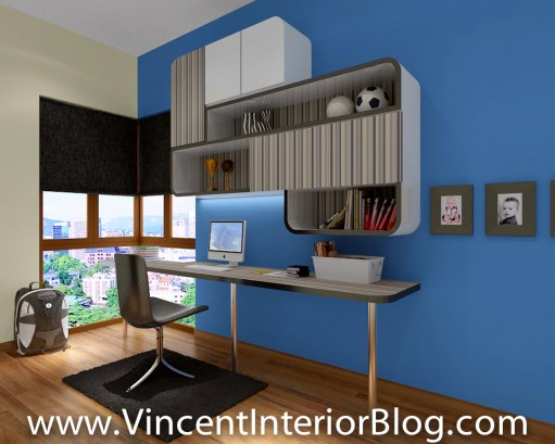 Varsity Park Condominium PLUS Interior Design-Perspective 4