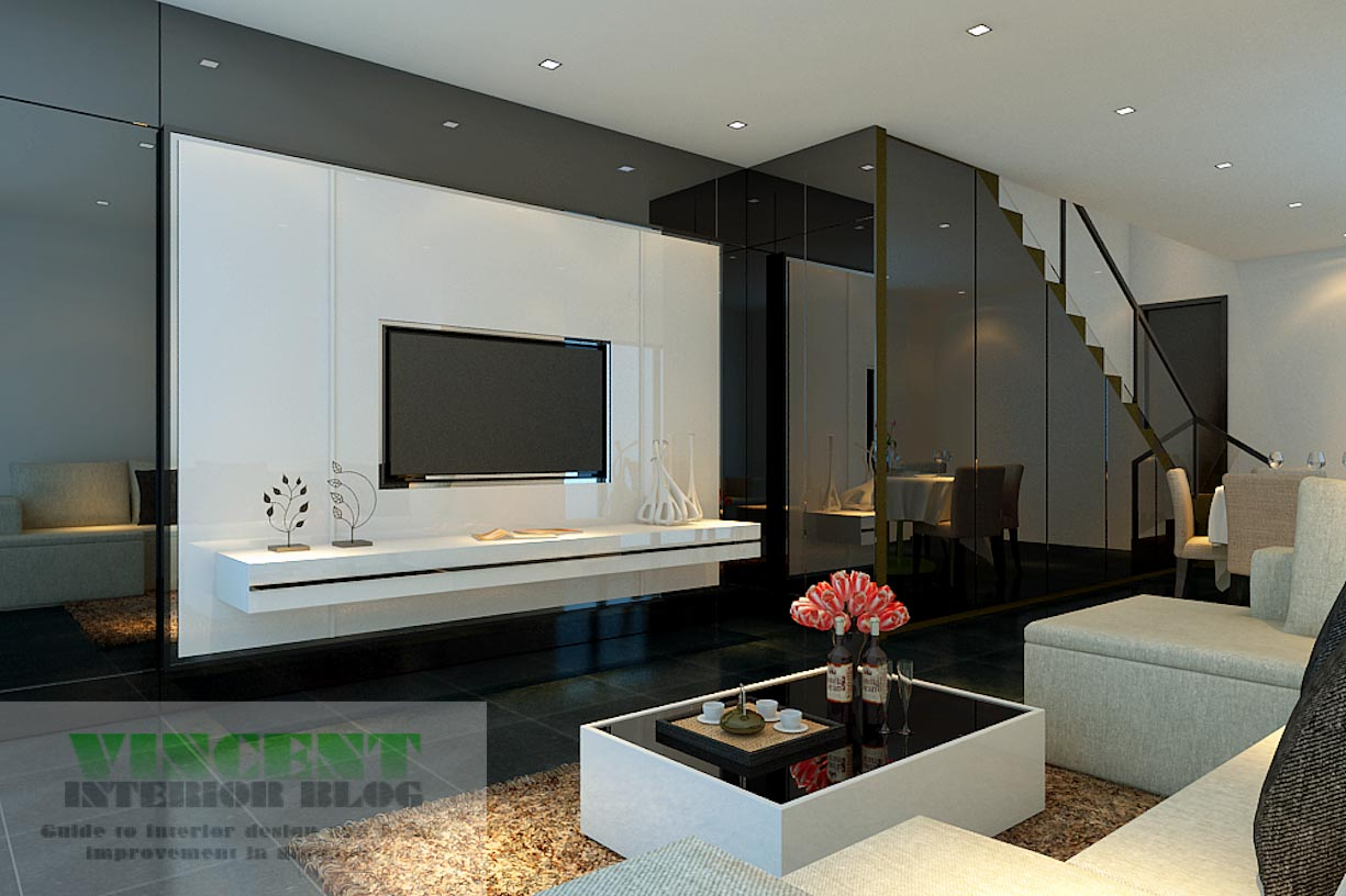 Still Road Landed Property Renovation By Plus Interior Design Perspectives Floor Plan