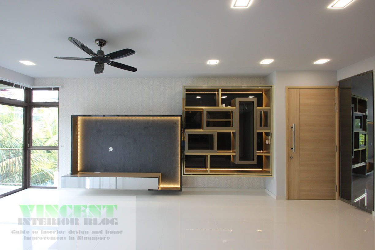 Varsity park condominium renovation by plus interior for Interior designs for condo units