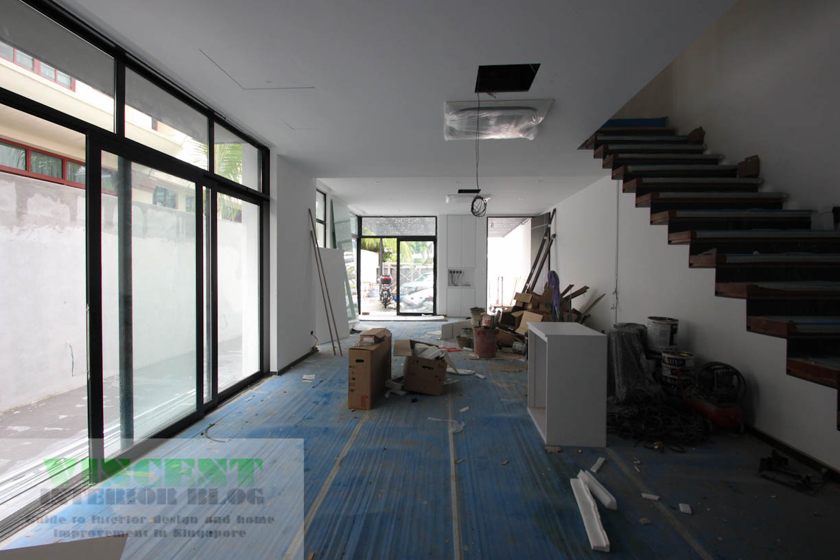 Still road landed property renovation by plus interior for Interior designer cost plus
